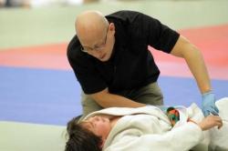 Травма на занятиях по дзюдо – что делать??